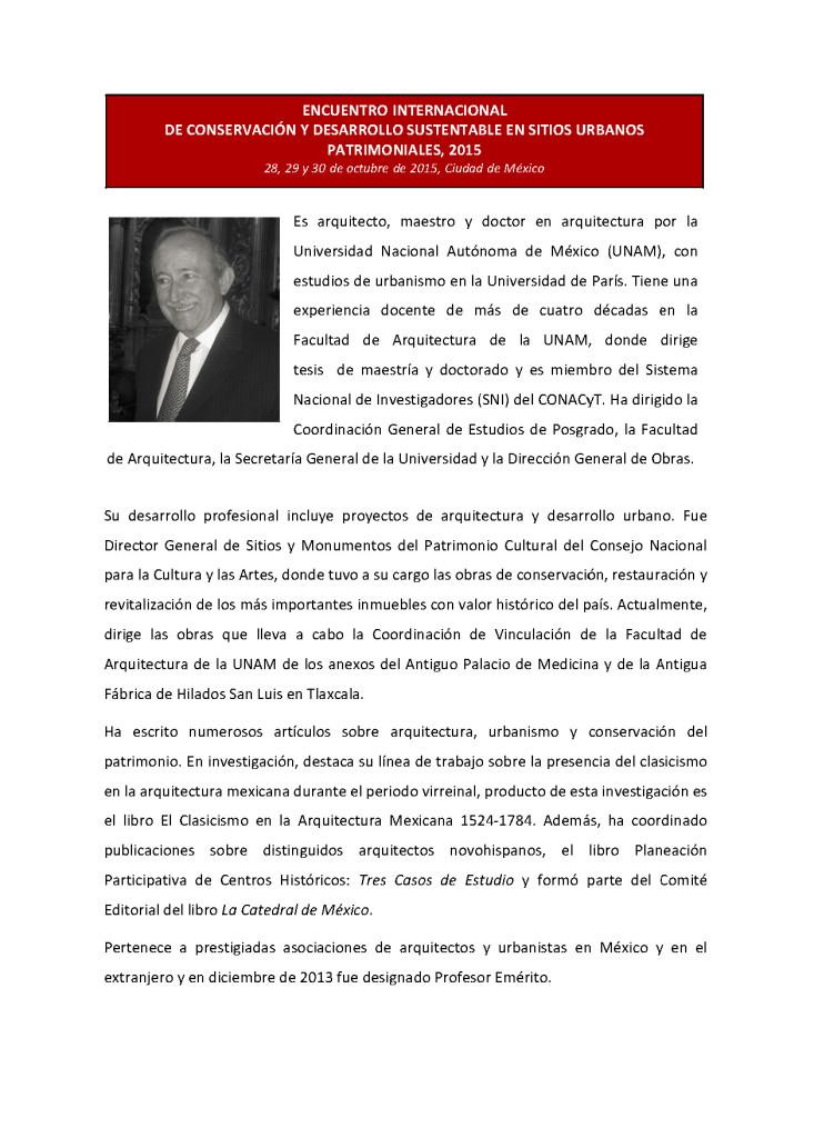 ponentes 28 Cortes Xavier