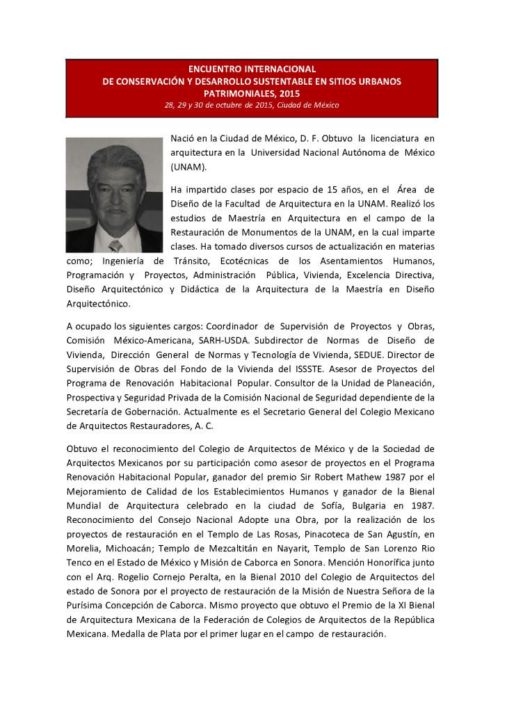 ponentes 30 Salomón Carlos